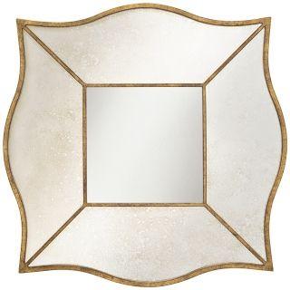 "Kichler Bethany Bronze Finish 31"" Square Wall Mirror   #T5141"