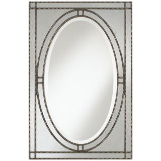 "Uttermost 39"" High Earnistine Wall Mirror   #W4827"