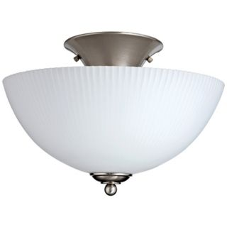 "Elliptis Collection ENERGY STAR 13 1/4"" Wide Ceiling Light   #H9672"