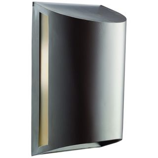 "Kichler Curve Bronze ENERGY STAR 12"" High Outdoor Wall Light   #J1410"