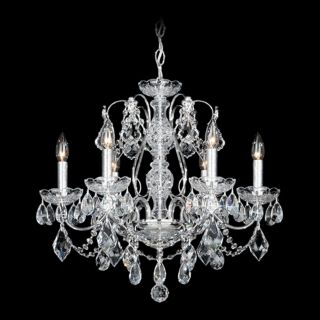 "Schonbek Century Collection 21"" Wide Crystal Chandelier   #N1084"