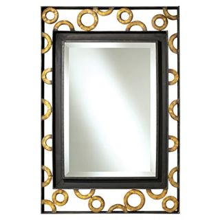 "Uttermost Zaid Hand Forged 37"" High Wall Mirror   #07830"