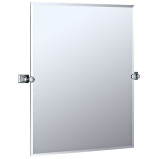 "Gatco Philadelphia 31 1/2"" High Tilting Wall Mirror   #P6598"