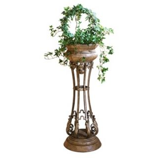 Metalworks Collection Jardiniere Plant Stand   #M3954