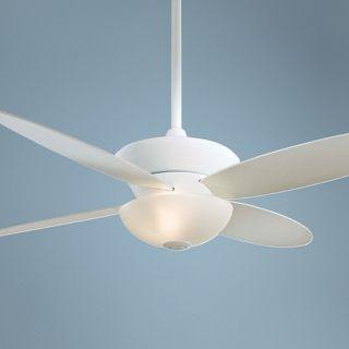 """52"""" Minka Aire Zen White ENERGY STAR Ceiling Fan   #K4634"""