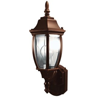 Alexandria Antique Bronze ENERGY STAR Outdoor Light   #H7007