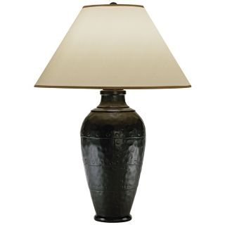 Country   Cottage, Metal Table Lamps