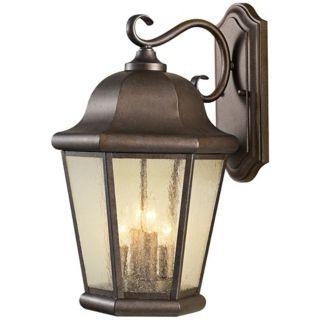 """Murray Feiss Martinsville 20"""" High Outdoor Wall Lantern   #R9649"""