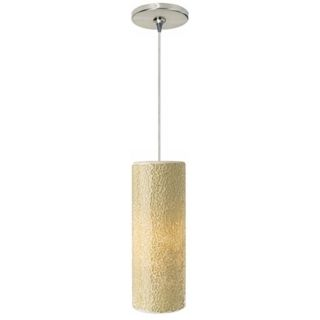 Veil Latte Glass Satin Nickel Tech Lighting Mini Pendant   #P8136 84367
