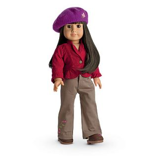 New American Girl Today Photographer Outfit Book