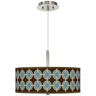 Art Deco, Island Lighting Fixtures