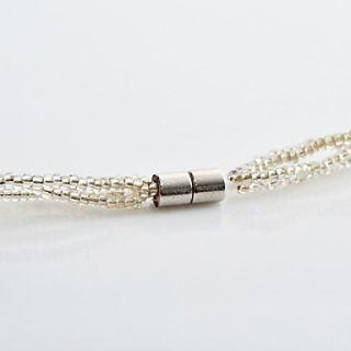 € 8.82   montón de perlas collar de tejido, ¡Envío Gratis