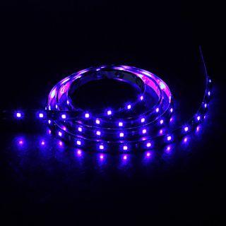 Tira de Luces LED Azules SMD para Señalización de Coches 90cm 45
