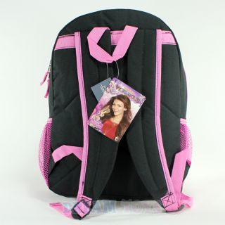 Victorious Victoria Justice Rock on Guitar Large 16 Backpack Bag Tori