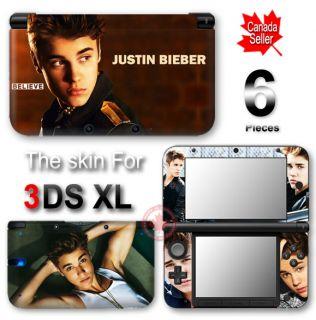 Justin Bieber Popular New SKIN VINYL STICKER DECAL COVER #2 for