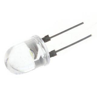 EUR € 3.85   DIY 10mm Natural White LED Light perle (3V, 10 Pack