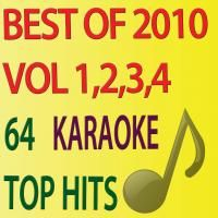 KARAOKE CD+G BEST OF 2010 vol 1,2,3,4, AWSOME w/ TRAIN,KESHA TAYLOR