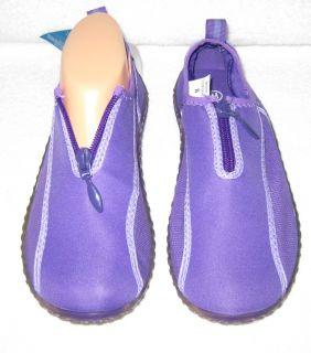 Speedo Junior Zip Walker Water Beach Swim Shoes M L