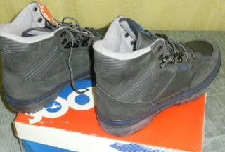RARE VTG 80s MENS KANGAROOS #6630 HIKING BOOTS LEATHER DEADSTOCK SHOE