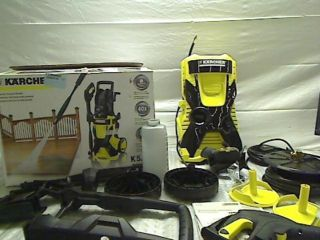 Karcher K 5 540 x Series 2000 PSI 1 4 GPM Electric Pressure Washer w