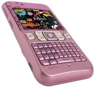 Kajeet Phone for Kids Sanyo 2700 Pink