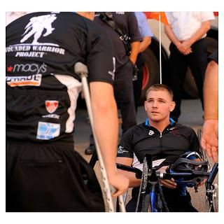 2010 Wounded Warrior Project Soldier Ride for $9.00