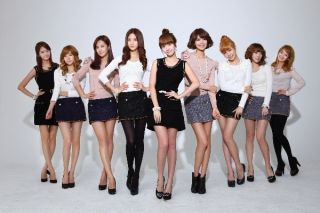SNSD Girls Generation K Pop Poster 24 x 18 1