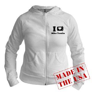 Love Mike Tomlin Hoodies & Hooded Sweatshirts  Buy I Love Mike