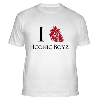 Love Iconic Boyz Gifts & Merchandise  I Love Iconic Boyz Gift