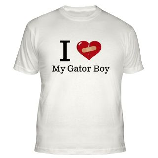 Love My Gator Boy Gifts & Merchandise  I Love My Gator Boy Gift