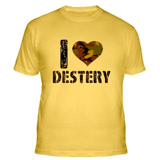 Love Destery Gifts & Merchandise  I Love Destery Gift Ideas