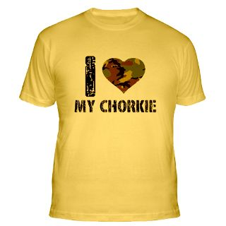 Love My Chorkie Gifts & Merchandise  I Love My Chorkie Gift Ideas