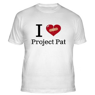 Love Project Pat T Shirts  I Love Project Pat Shirts & Tees