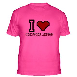 Love Chipper Jones Gifts & Merchandise  I Love Chipper Jones Gift