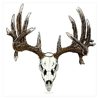 Deer Skull Gifts & Merchandise  Deer Skull Gift Ideas  Unique