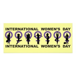 International Womens Day Invitation