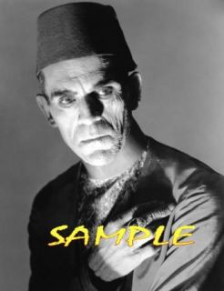 Boris Karloff The Mummy Photo