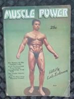 Issues 1945 1946 Muscle Power Magazine Bodybuilding Weightlifting