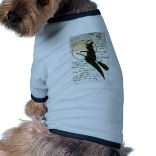 Halloween Witch / Witches Quote / Poem / Spell Dog Clothes