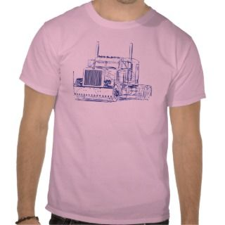 Peterbilt T shirts, Shirts and Custom Peterbilt Clothing