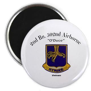 502nd ODuce Magnet  2nd Bn, 502nd Airborne Inf. ODuce
