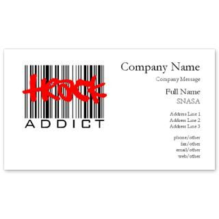 Barcode business card templates designs buy barcode business cards reheart Choice Image