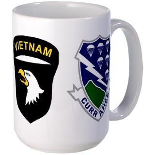 Battalion Drinkware  1 506th Infantry Vietnam 15 Ounce Mug 3