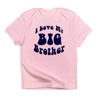 Love My Little Brother T Shirts  I Love My Little Brother Shirts