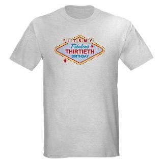 30 Gifts  30 T shirts  Las Vegas