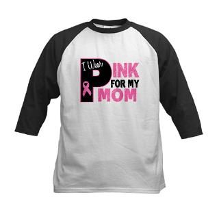 Wear Pink For My Mom 31 Tee