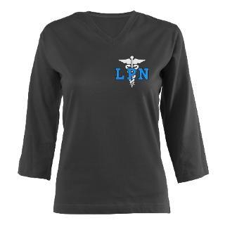 LPN Caduceus Medical T Shirts & Gifts For Nurses  Bonfire Designs