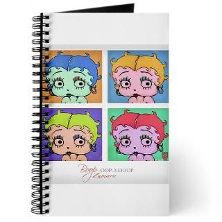 Betty Boop Journals  Custom Betty Boop Journal Notebooks