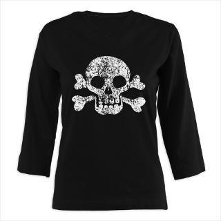 Skull Long Sleeve Ts  Buy Skull Long Sleeve T Shirts
