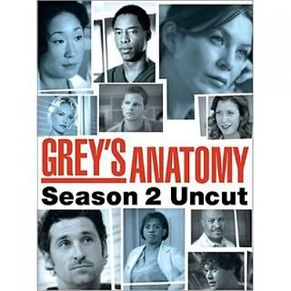 grey s anatomy the complete second season dvd $ 39 99